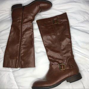 Brown Kenneth Cole Boots
